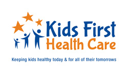 Kids First Health Care logo