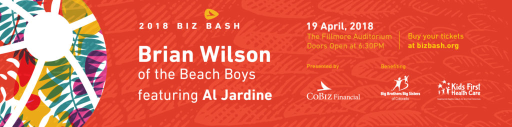 Kids First Health Care to be a Biz Bash beneficiary for CoBiz Financial's annual concert fundraiser