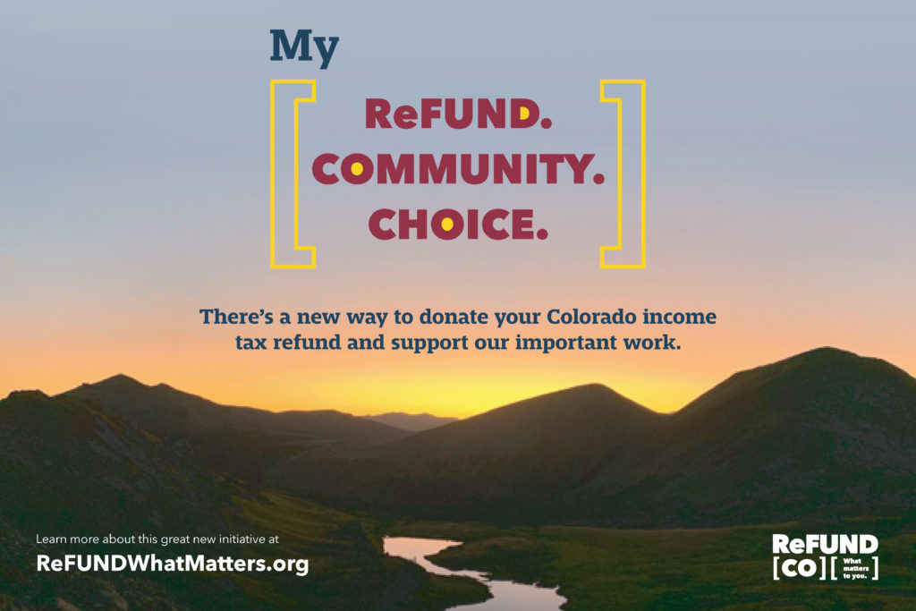ReFUND CO program to support local nonprofits