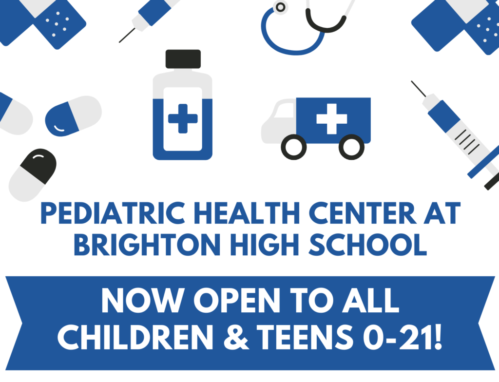 BHS Health Center Open to Community