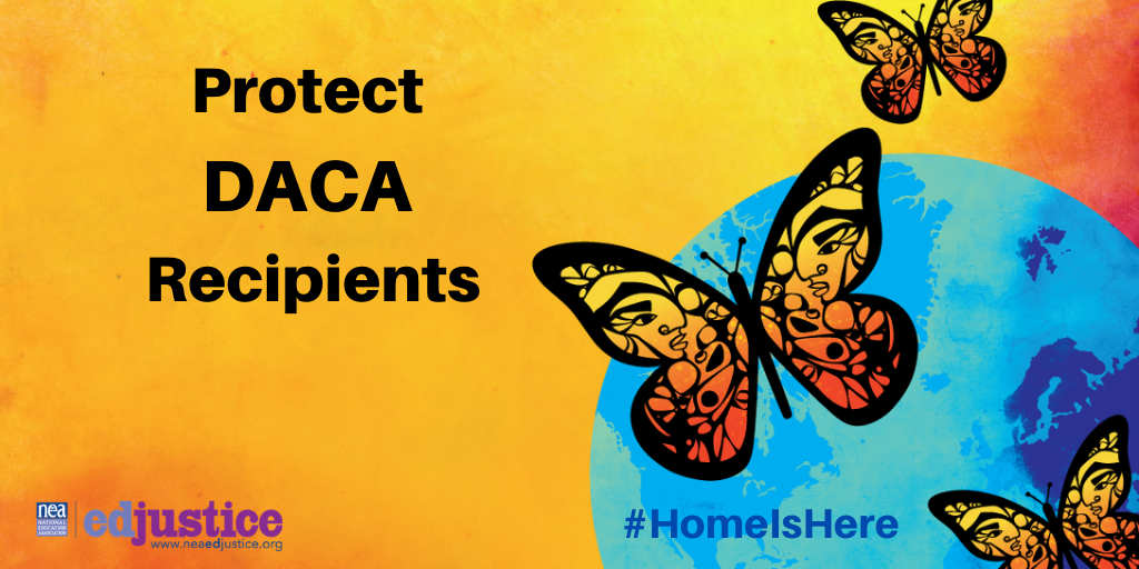Protect DACA Recipients