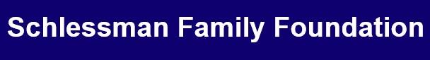 Schlessman Family Foundation